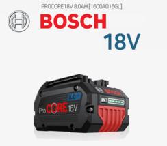 [Bosch] Pro Core GBA 18V 8.0Ah 1600A016GL 90A 1620W image 1