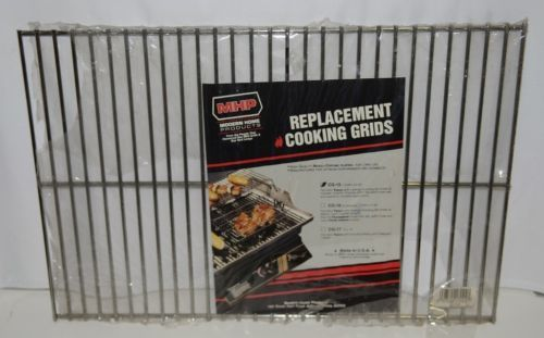 Modern Home Products CG15 Replacement Cooking Grid Nickel Chrome Plating