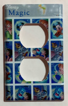 Magic Mickey USPS Light Switch Power Outlet Duplex Cover Plate Home Decor image 2