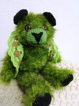 Handmade fluffyTeddy Bear - soft decorative toy - OOAK - birthday gift - $50.00