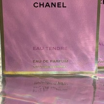 2x NEW W CARD Chanel CHANCE EDP 1.5mL (3mL Total) Eau Tendre image 2