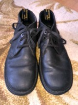 Dr Martens DM's Industrial Sussex Black Leather Chukka Boots Men's Size ... - $89.09
