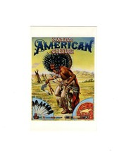 "POSTCARD-""NATIVE Americn Culture"" - First Day Of ISSUE-LEGENDS Of The West BK7 - $2.91"