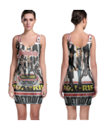 Motley Crue Women Sexy  Bodycon Fit Dress - $19.80+