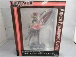 USED GOD EATER BURST Alisa Ilinichina Amiella Figure PLUM FROM JAPAN - $114.98