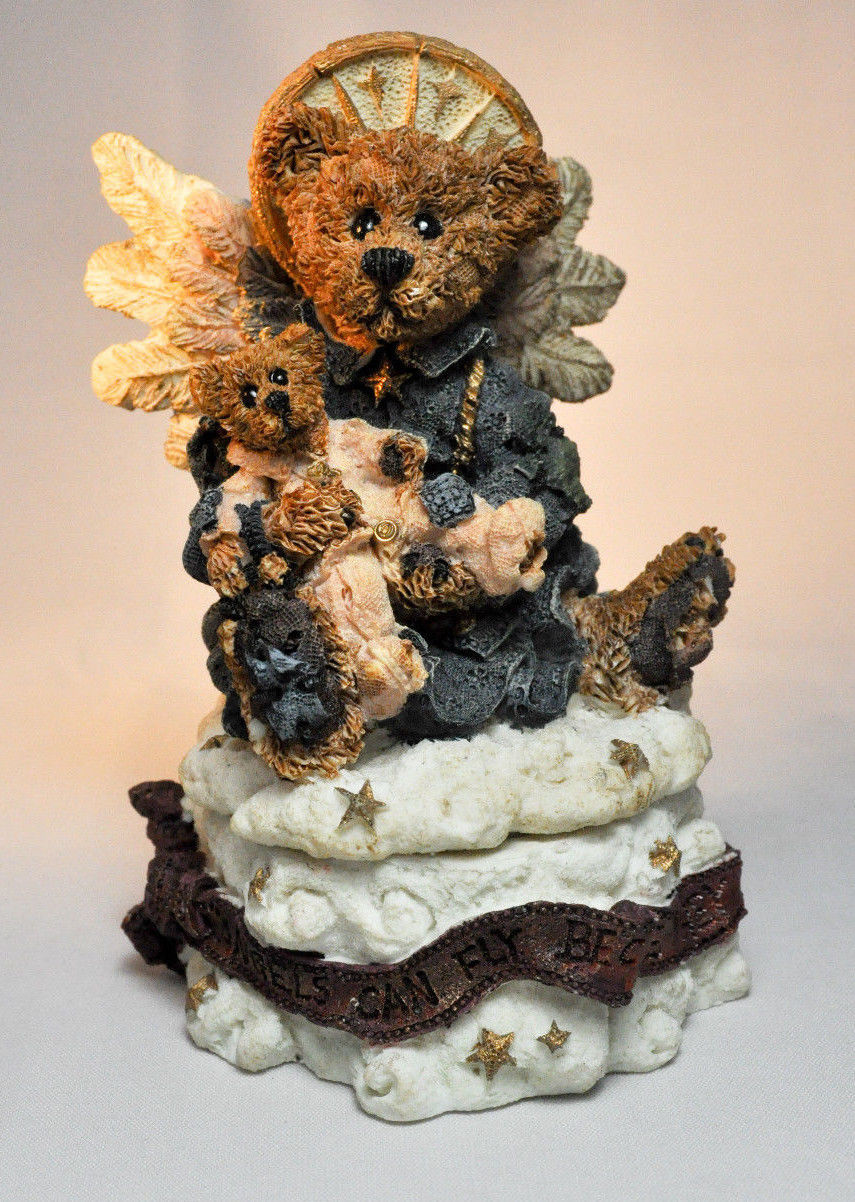 Boyds Bears: Angelica The Guardian - Style 2266 - First Edition 1E/230 - Trinket image 5