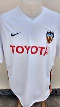 Valencia #7 David Villa Nike 2006-2007 Home Jersey Soccer Football Magli... - $29.48