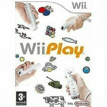 Wii Play Wii Game  (Nintendo Wii, 2006) - $6.92