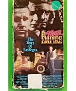 Martin Landau NEON EMPIRE Gary Busey R Sharkey Las Vegas Mob RARE Starma... - $5.93