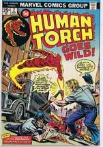 Human Torch #2 ORIGINAL Vintage 1974 Marvel Comics   - $18.55