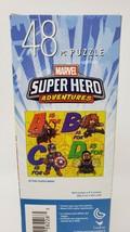 Marvel Super Hero Adventures 48 Pc Jigsaw Puzzle - New - $8.99