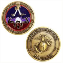 "USMC MARINE CORPS 29 PALMS AIR GROUND COMBAT CENTER 1.75""  CHALLENGE COIN - $18.99"