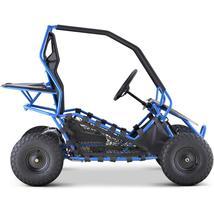 MotoTec Maverick Go Kart 36v 500w 12ah Battery Selectable Speeds 20 MPH Max image 2