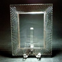 1 (One) WATERFORD SOMERSET Replacement Cut Crystal 4x6 Frame Made in Ire... - $31.34