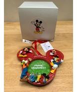 Disney Gang Mouse Ears 2012 Christmas Ornament - $15.00