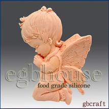 2D Food Grade Silicone Mold - Lay me down to Sleep - $25.74