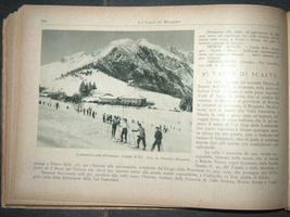 Antique Book 1934 Italy Spa Guide Part II Alpine Resorts Piemonte Photo Maps image 11