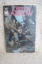 DC Comics Green Arrow #2 March 1988 Suggested for Mature Readers Comic Book - $5.93