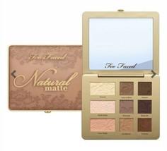 Too Faced Natural Matte Neutral Eye Shadow Palette Nib - $39.99
