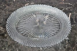 """Westmoreland Glassware English Hobnail 9""""x12"""" Oval Serving Plate - $9.74"""