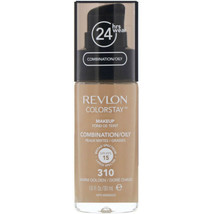 Revlon Colorstay Makeup Combination/Oily SPF 15 - 310 Warm Golden - $7.29