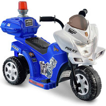 Riding Toys For Boys Girls Ride On Battery Powered Blue Kids Children Mo... - $64.40