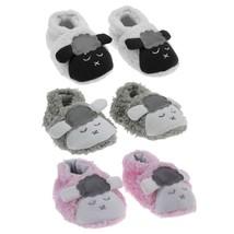Children Baby Kids Shoes Autumn Warm Cartoon Sheep First Walker Coral Sh... - $11.90