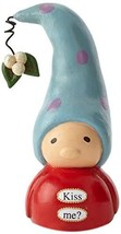 Bea's Wees 3 inch figurine Kiss Me?  with mistletoe hat