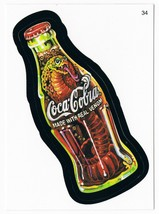 2006 Topps Wacky Packages Series 3 Coca-Cobra Trading Card 34 ANS3 Sticker - $3.99