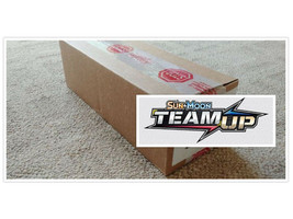 Sun and Moon Team UP Booster Box Case 6 Booster Boxes Sealed Pokemon TCG - $649.95