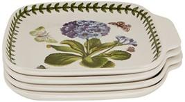 Portmeirion Botanic Garden Canape Dishes, Set of 4 - $46.50