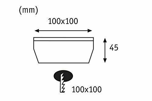 Paulmann 937.74 empotrable para Suelo, Solar, 0.24W LED, Acero Inoxidable, IP67 image 6