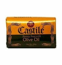 3 Bars Castile Beauty Bar Soap  - $12.00