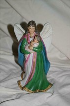 Home Interiors Angel with Baby Figurine #1436 Homco - $13.99