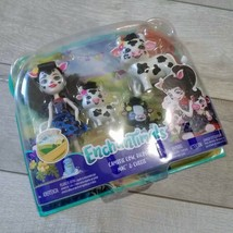 Enchantimals ~ Cambrie Cow, Ricotta, Mac & Cheese ~ New ~ Free Shipping - $34.99