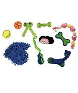Penn Plax Dog Toys for Small Dogs, Tough Chew Toys, Ropes, Balls, Groomi... - £22.56 GBP