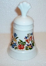 """The Danbury Mint Collectible Bell by AYNSLEY of England 5 1/2"""" Fine Porc... - $9.95"""