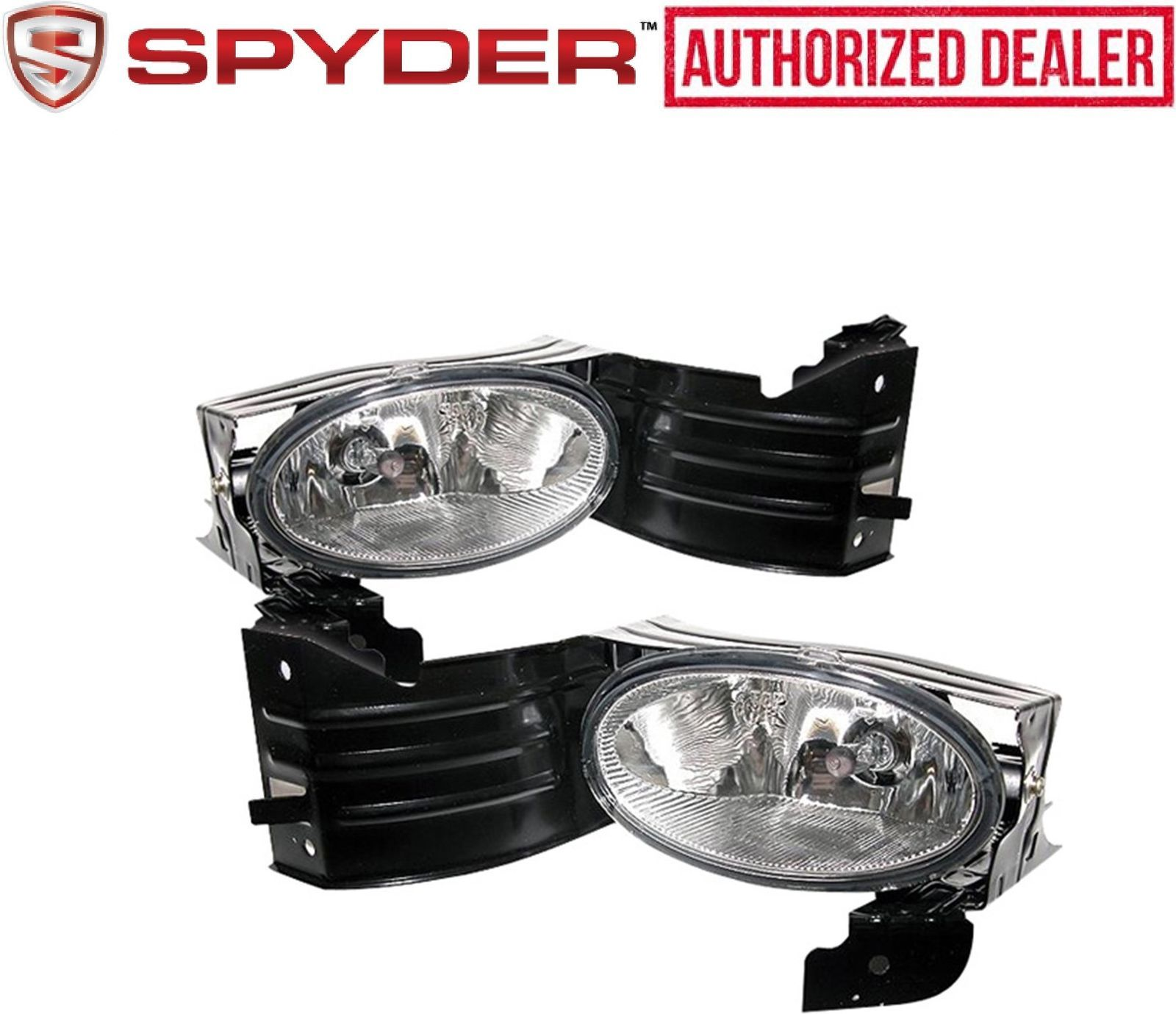 Spyder Auto Fog Lights Fits 08 09 Accord and 50 similar items