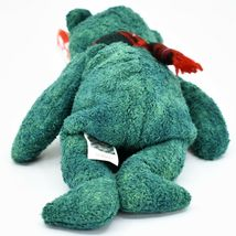 1999 Ty Beanie Baby Original Wallace the Bear Retired Beanbag Plush Toy Doll image 4
