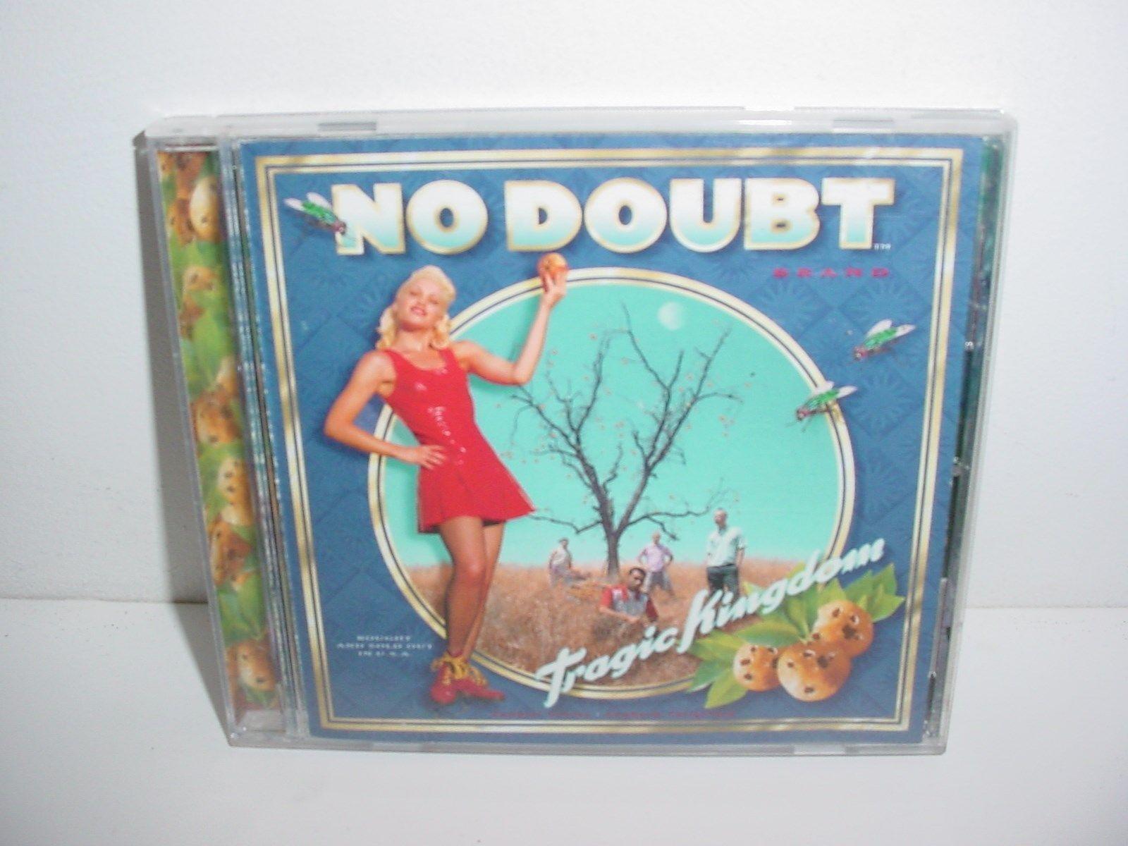 No Doubt Tragic Kingdom CD Music