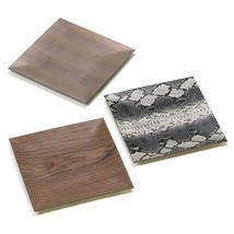 Decorative Plates, Wild Printed Home Decor Dish For Table Decor (1 Set) - $24.99
