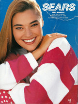 SEARS 1992 ANNUAL AMERICA'S LARGEST CATALOG  1595 Colorful Pages - $29.65