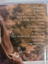 Songs with Wings by Jill Pearson Cd image 2