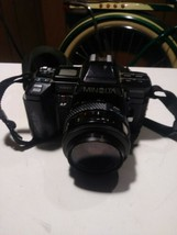 Minolta Maxxum 7000 AF Film Camera w/ 35-70mm Lens not tested - $60.99
