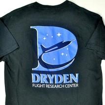 Dryden Armstrong Flight Research Center NASA Edwards AFB M T-Shirt Mediu... - $26.97