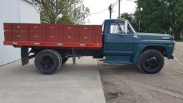 1968 Ford F-600 For Sale in Center Point, Iowa 52213 image 3