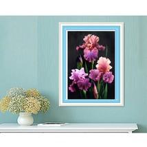 1PC Diamond Rhinestone Painting Flower Arranging Art Craft Embroidery Cr... - $13.80