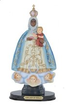 "12"" Inch Our Lady of Regla Catholic Statue Figurine Figure Religious - $42.00"
