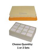 Air Filter Set fits Stihl BR340 BR380 BR420 SR340 SR380 SR420 42031410301 - $12.26+