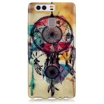 Stylish Patterned TPU Phone Shell for Huawei P9 - Dream Catcher - $2.47
